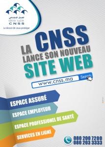 CNSS sécurité sociale maroc