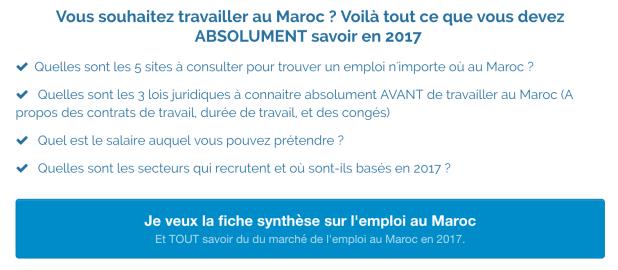 Travailler Au Maroc 3 Conseils Pratiques
