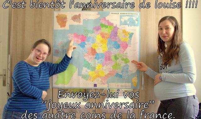 loulou nationale fête son anniversaire