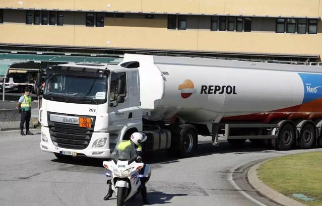 greve des transporteurs de carburant
