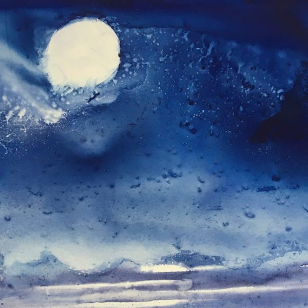 Reflets de lune (haïga)