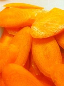 carottes biseautées
