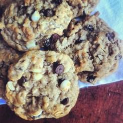 biscuit vegan moelleux chia avoine