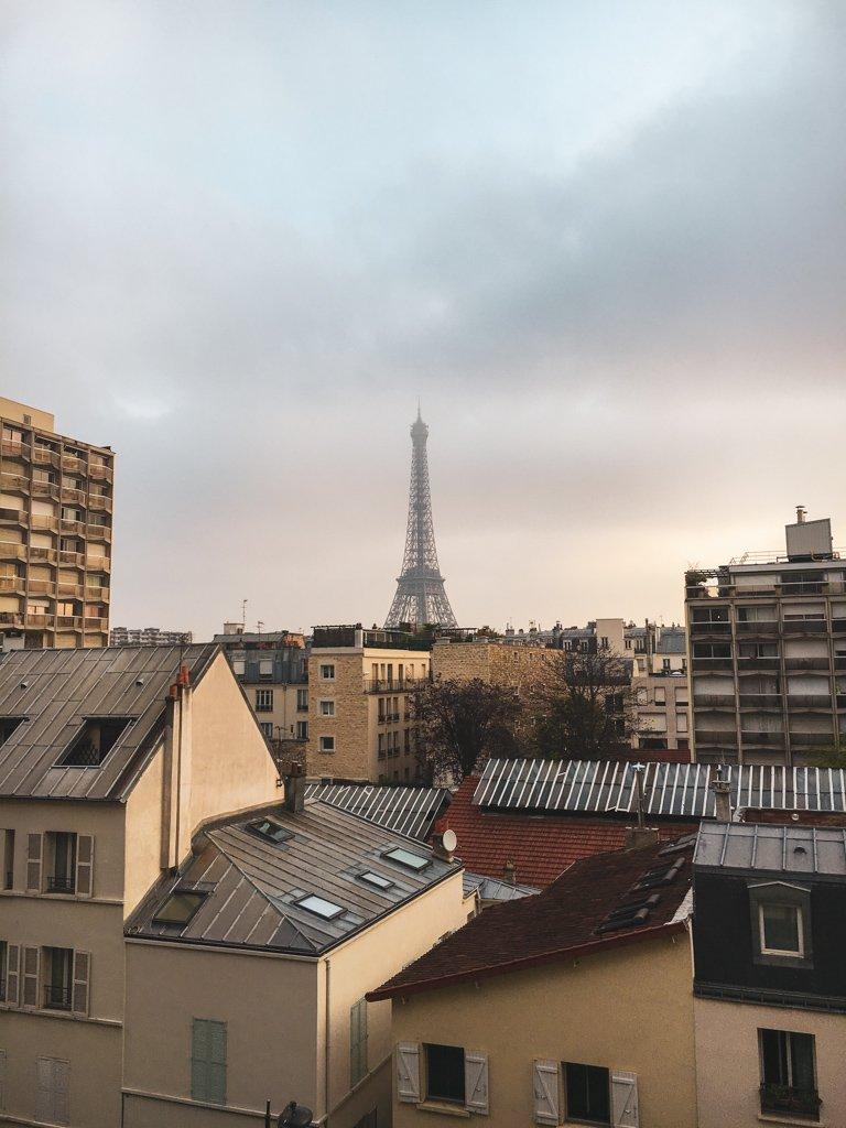 eiffel tower paris europe itinerary