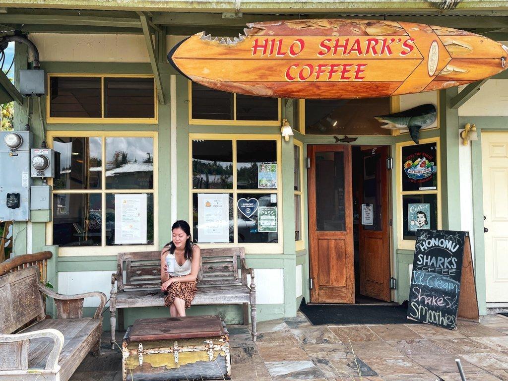 hilo sharks coffee