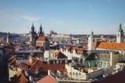 Praha mùa giáng sinh