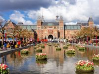 Roadtrip Amsterdam và vùng lân cận mùa hoa tulipe
