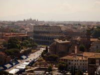 Kỳ nghỉ hè ở Rome
