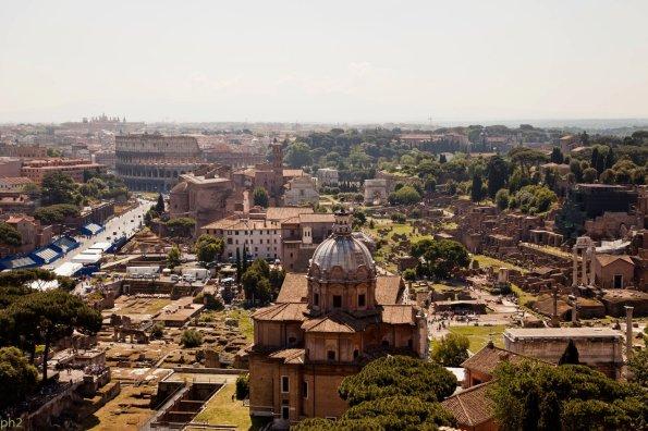 Khu Roma cổ đại