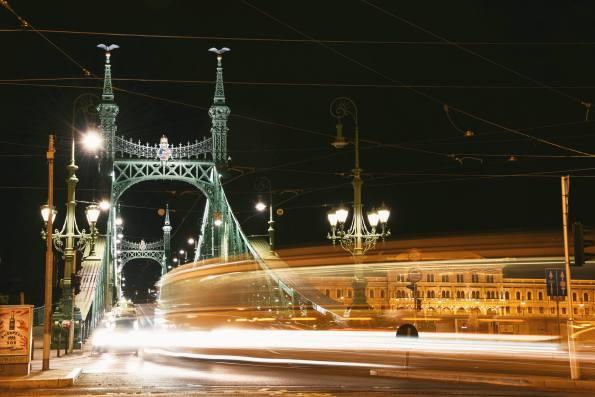 Cầu Tự do - Szabadság híd