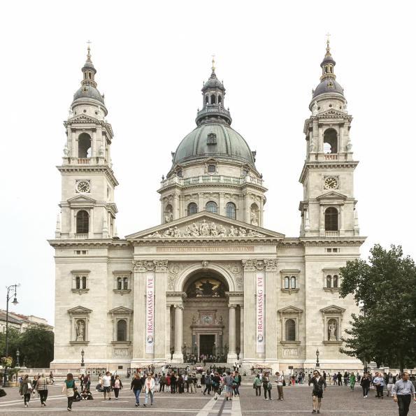 Đại thánh đường Szent István