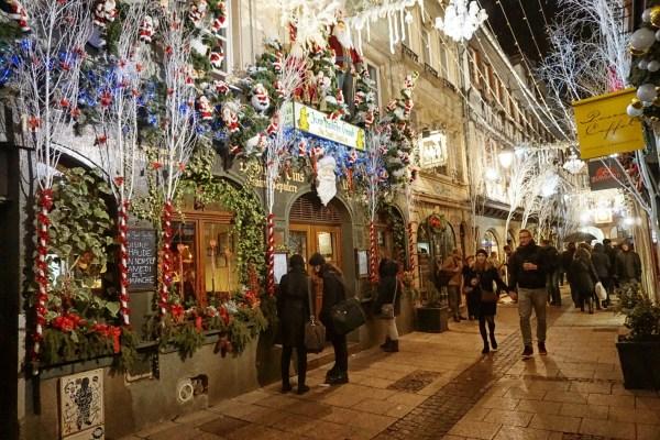 Strasbourg - rue des Orfevres