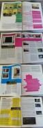 Catalog spreads // Snapshots / Hagit Keysar 2009