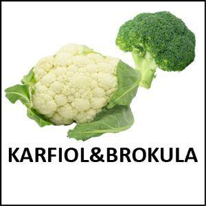 Karfiol&Brokula