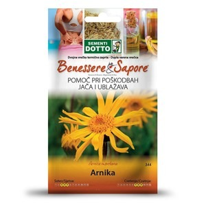 ARNIKA Spa&Wellnes program sjemenja