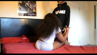 black amateur playing role