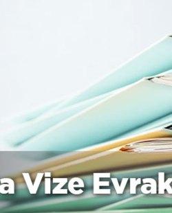 ispanya vizesi için gerekli evraklar