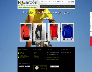 M. Garzon Fashion - New Year, New Look