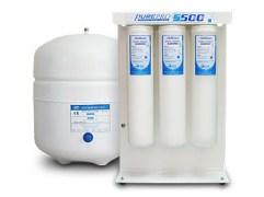 fordított ozmózis víztisztító berendezés purepro S500