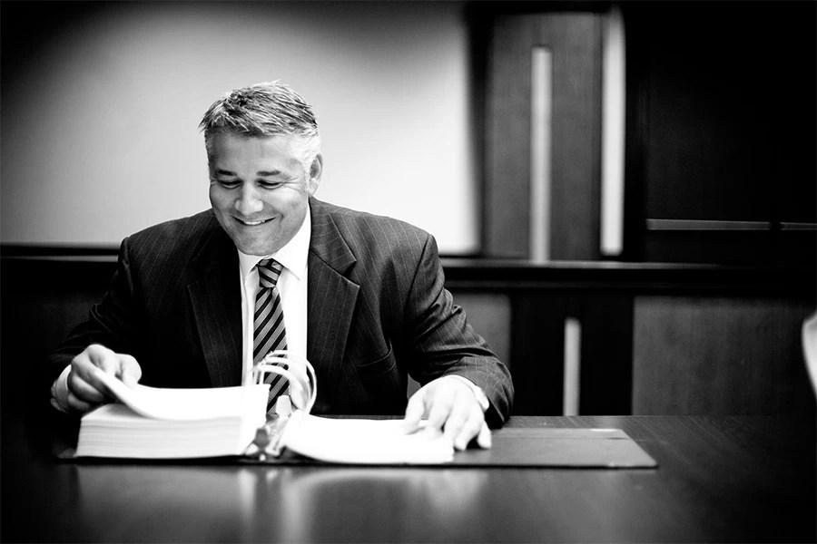 Galveston Lawyer Tad Nelson