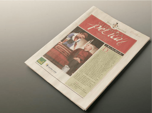 New identity of the festival Days of the comedy - newspaper