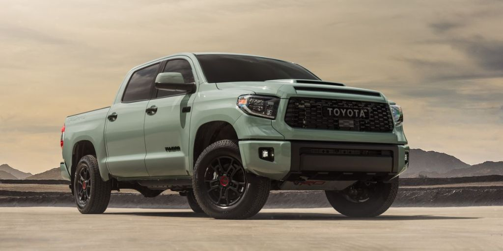 2022 Toyota Tundra Pickup