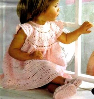 Платье и пинетки Sinderella на девочку