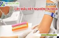 Lấy máu xét nghiệm tại nhà TPHCM ☆ Nhanh - Tiện lợi - Chính xác