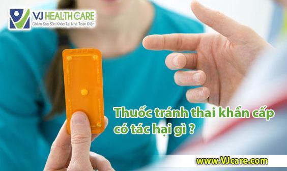 thuoc tranh thai khan cap co tac hai gi _ ASIA Health