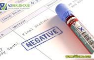 5 lần xét nghiệm HIV kết quả đều âm tính đã an toàn chưa ?