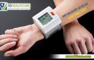 Máy đo huyết áp cổ tay loại nào tốt ?