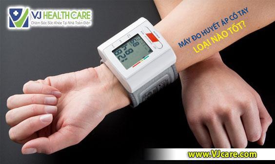 Máy đo huyết áp cổ tay loại nào tốt may do huyet ap co tay ASIA Health
