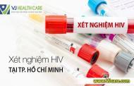 Xét nghiệm HIV ở đâu tại TPHCM ?