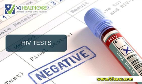 xet nghiem hiv am tinh xét nghiệm hiv âm tính ASIA Health