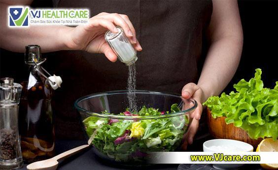 Ăn mặn nhiều bị bệnh gì ăn mặn ăn nhiều muối