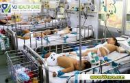 Bệnh tay chân miệng tăng đột biến: Căng tin bệnh viện thành phòng bệnh