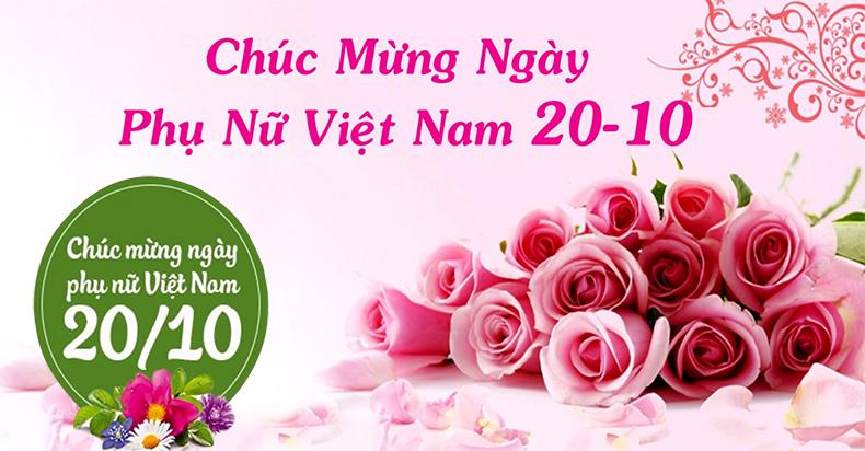 Chuc mung ngay phu nu viet nam 20-10-2020  Chúc mừng ngày Phụ nữ Việt Nam 20/10 Chuc mung ngay phu nu viet nam 20 10 2020