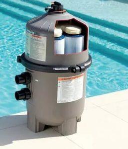 filtration deportee