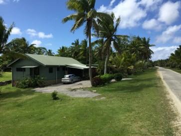 Kaliki Lodge Front