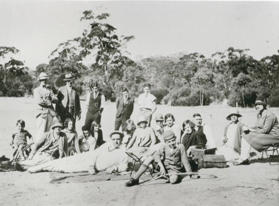 Picnic, c. 1929
