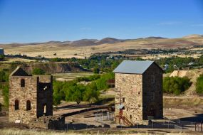 The Burra Mines