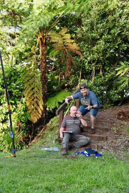 Mount Bates Norfolk Island VK9. NO-001