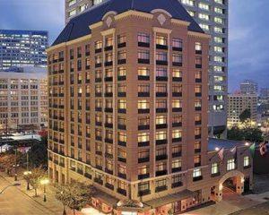 """Paramount hotel"""