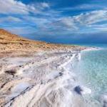 Де знаходиться Мертве море? ч .1