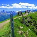 Відпустка з сім'єю в горах Гаштайна