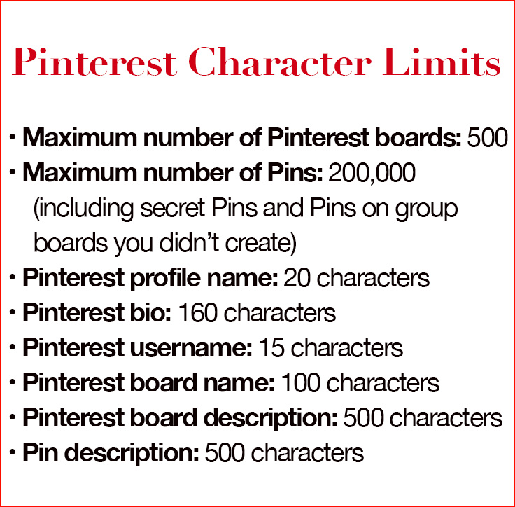 image of pinterest counter counts and amount pins and boards