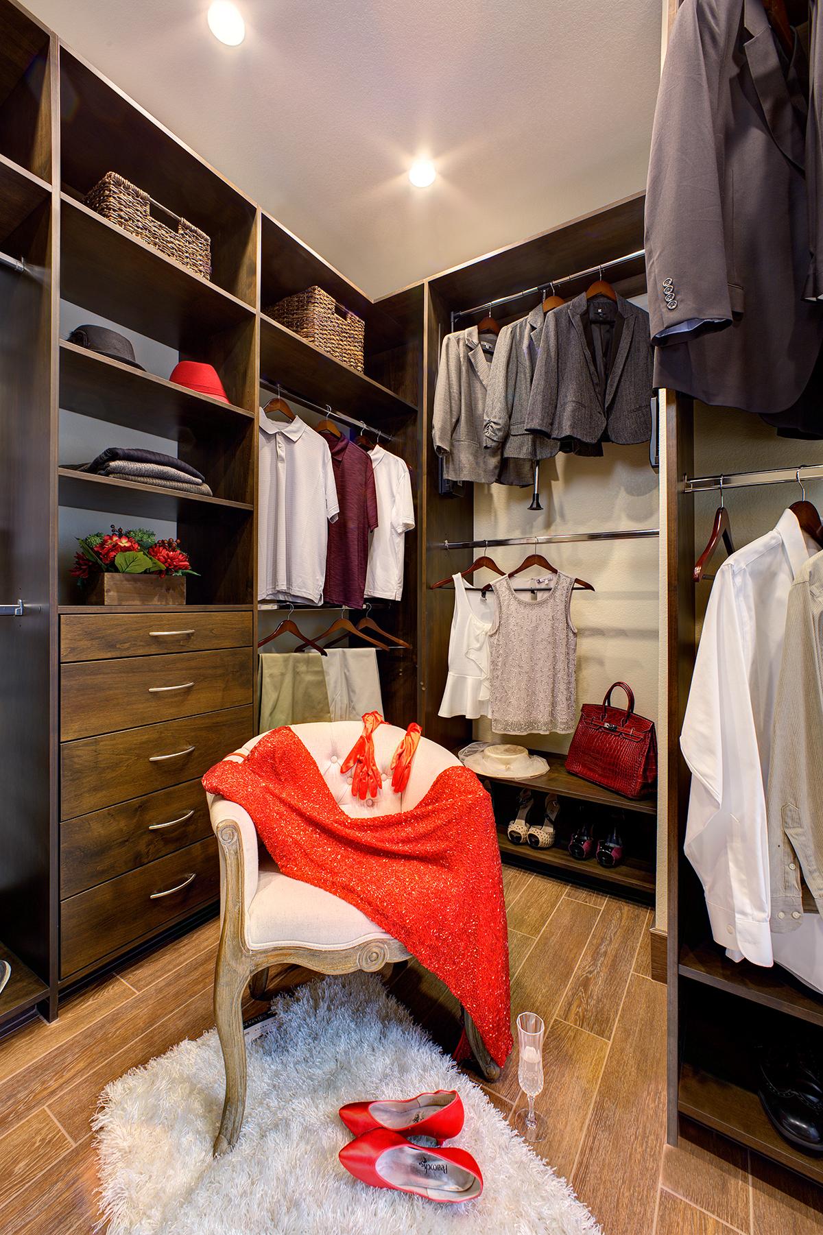Fair Oaks Master Closet Remodel Khoury Design