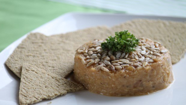 foods that cause miscarriage-pate