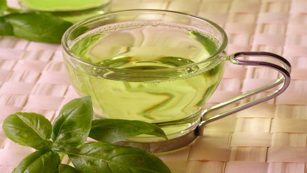 home remedies to increase sperm coun-green tea