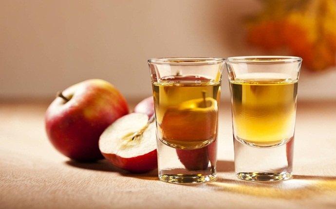 come trattare un calazio - aceto di mele